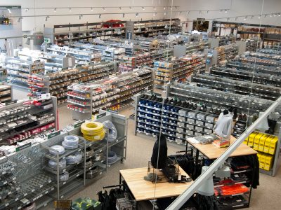 Logistica 4.0: De la grame la tone