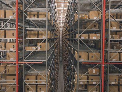 Centrum Dystrybucyjne odzieży LPP w Pruszczu. To stąd dostarczane są towary do 21 krajów na trzech kontynentach