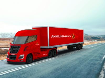 Мы знаем дату официальной премьеры водородного грузовика Nikola. Грузовик будет иметь 1010 ЛС
