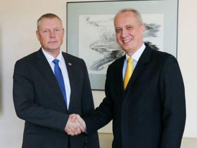 Беларусь и Латвия модернизируют пункты пропуска на границе
