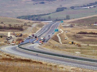 Au fost desemnați câștigătorii licitațiilor pentru construcția a încă 33,9 km din autostrada Transilvania