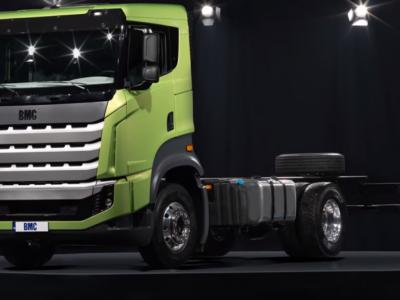 Турецкий производитель представил новый грузовик. Tugra вызывает смешанные чувства