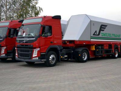 Logistyka 4.0 w praktyce. Nowy system skróci czas rozładunku i uporządkuje ruch ciężarówek