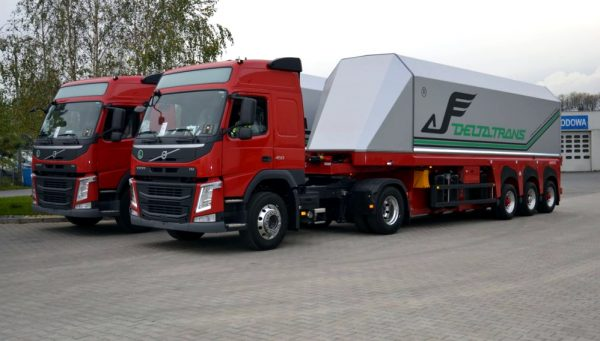 Logistics 4.0 in practice. New system will shorten unloading time and facilitate truck traffic