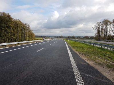 Dziś ekspresówka na Pomorzu wydłuży się o 40 km. Trasa z Gdańska do Elbląga zajmie mniej czasu