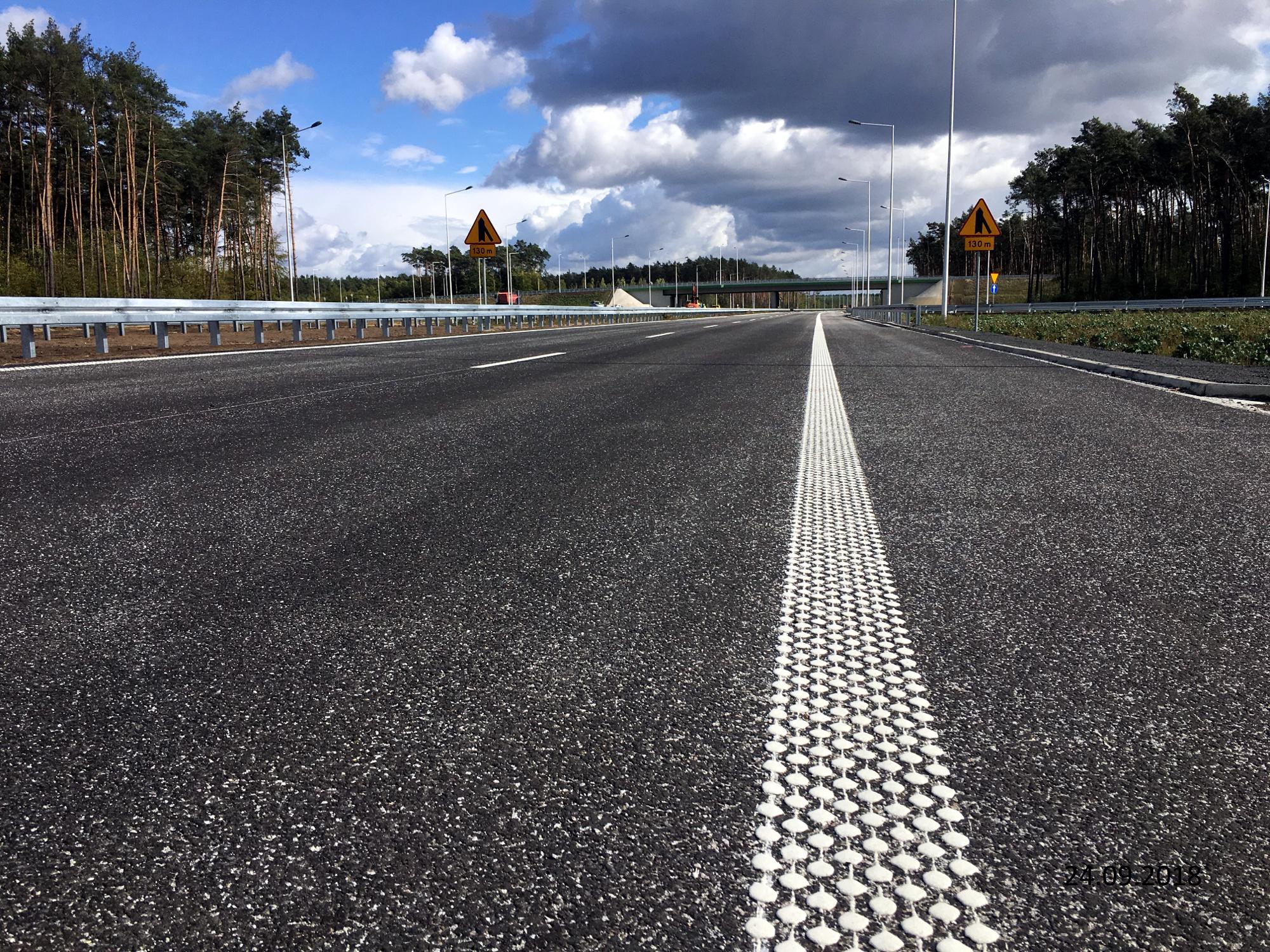 Jeśli myślałeś, że A4 jest najniebezpieczniejszą trasą w Polsce, to się mylisz. Statystyki mówią co innego