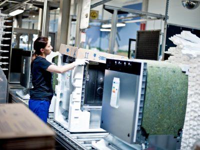 Bosch Siemens buduje nową fabrykę w Polsce