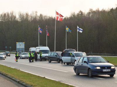 Dänemark und Österreich verlängern Grenzkontrollen