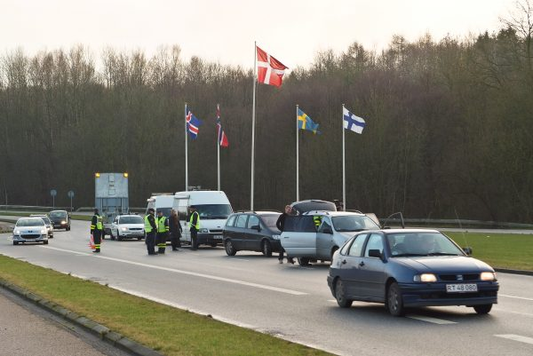Denmark and Austria are extending border controls for another 6 months