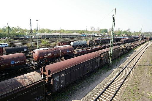 Ökolabel für die Bahn, für LKW dagegen eine Ökosteuer