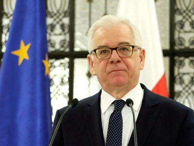 """Przewoźnicy apelują do szefa polskiej dyplomacji. """"Potrzebna pilna interwencja"""""""