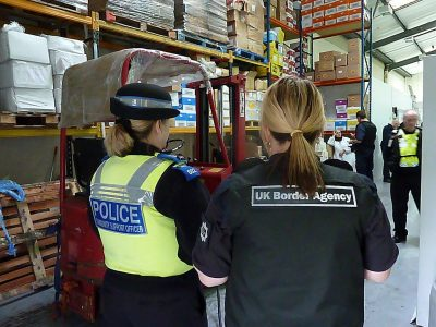 Truck, trailer or load seized by UK customs? Know your rights