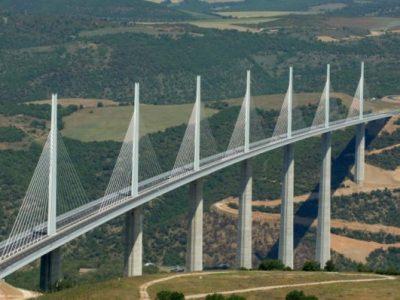 Care sunt podurile din Franța cu cel mai mare grad de risc?