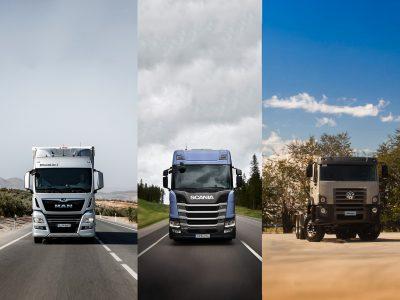 """TRATON CEO Renschler: """"In den nächsten zehn bis 15 Jahren könnte jeder dritte LKW und Bus unserer Marken mit alternativen Antrieben fahren – die meisten davon voll elektrisch."""""""