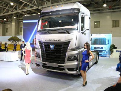 Iată cum arată cel mai nou model de camion lansat de rușii de la KAMAZ