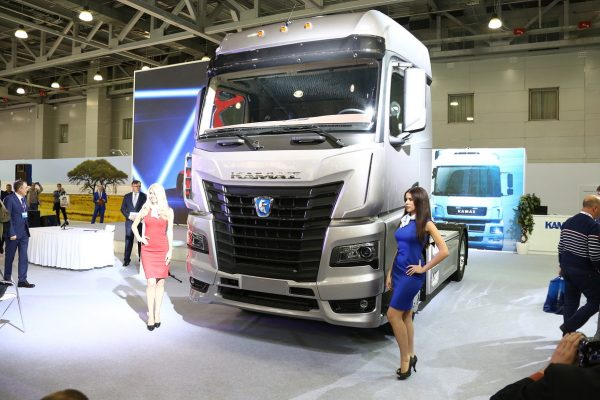 Kamaz 54901 on sale by the end of this year!