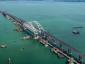 Podul Crimeei este în mod oficial deschis camioanelor