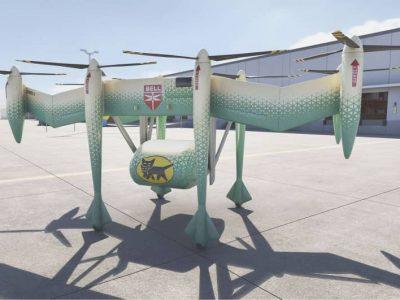 Épül a drón-teherautó – a japánok és az amerikaiak már dolgoznak rajta