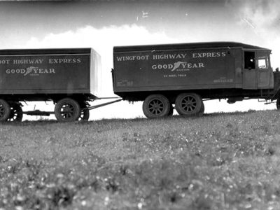History of transport – part 35. Where did the idea of three-axle trucks come from?