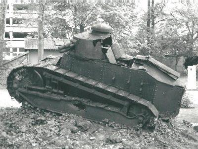 Az áruszállítás története 23. rész – hogyan járultak hozzá a tankok a nehézgépszállítás létrejöttéhez
