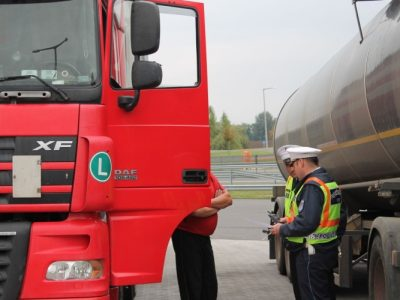 Atenție șoferi: TISPOL realizează controale extinse până pe 21 octombrie