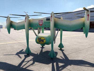 """""""Camionul-dronă"""" – Noua invenție a japonezilor va putea transporta până la 450 kg"""