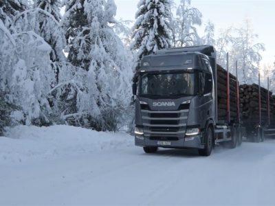 Spania: Restricții de trafic pentru camioane din cauza zăpezii