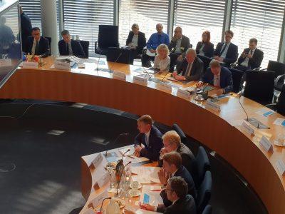 BGL verteidigt Interessen der Transportunternehmer bei Anhörung zu neuen Mautsätzen