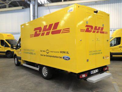 DHL Freight startet europaweite Initiative zur Rekrutierung von Fahrern