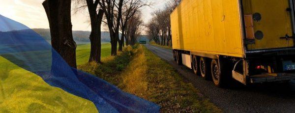 Polnisches Transportunternehmen eröffnet eigene Fahrschule in der Ukraine. Azubis trainieren im LKW