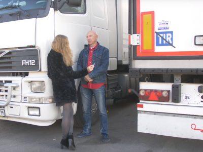 Apie vairuotojų darbą kitaip: prostitutės ir venerinės ligos