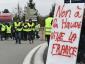 Franța: Ziua a treia de proteste. Sute de răniți până în acest moment.