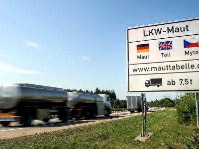 A német útdíj statisztikái az első félévre: nőtt a német kamionok aránya az utakon