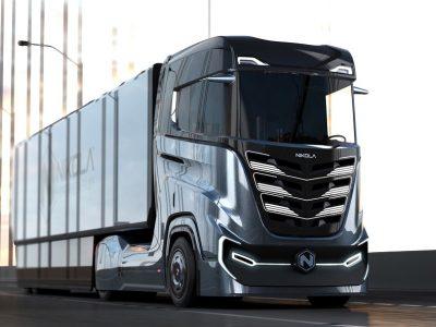 100.000 hidrogénes teherautó Európában 10 év múlva