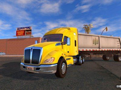 Kieszonkowy świat ciężarówek w telefonie. W Truck Simulation 19 możesz zostać bossem firmy transportowej