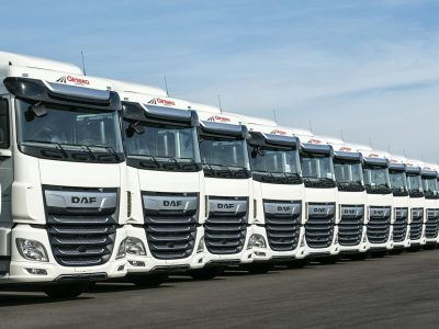 Girteka orders another 1,500 trucks