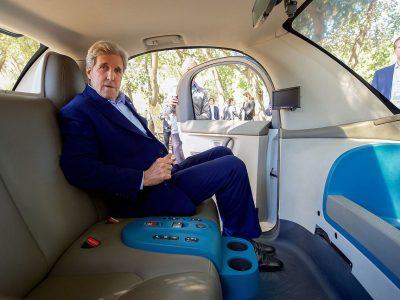 Így tepernek az önjáró autók Kaliforniában! Hallott már Ön a Waymo-ról?