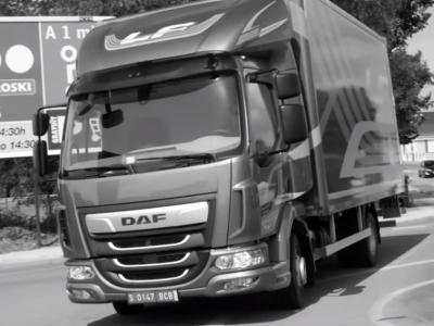Kolejny wzruszający film o branży transportowej. Tak producent ciężarówek wyraża wdzięczność wszystkim kierowcom