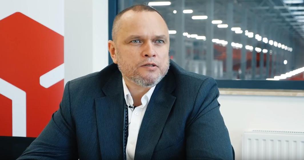 Nowa sortownia regionalna DPD Polska. Prezes firmy zdradza, po co pracownikom szkolenie w wirtualnej rzeczywistości