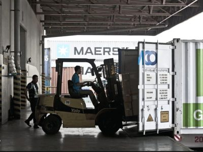 Blockchain logistikoje ir transporte. Įtakingos bendrovės rodo kaip ši technologija gali būti naudinga