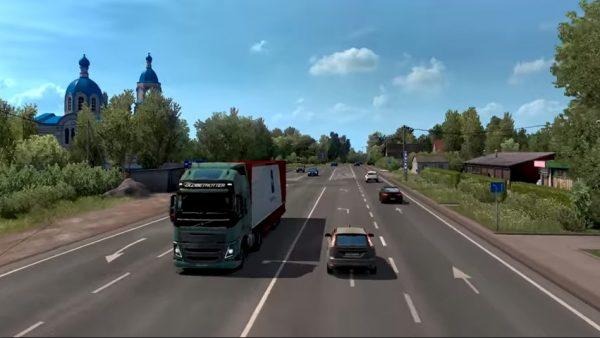 Litwa, Łotwa i Estonia w kultowej grze o ciężarówkach. Zobacz zwiastun