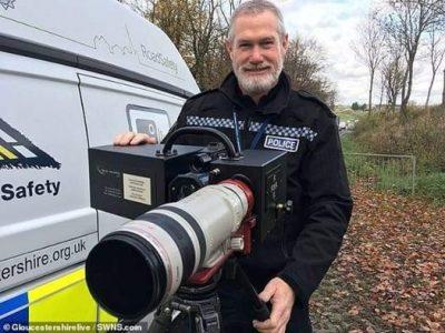 Polițiștii britanci au noi dispozitive ultra-perfomante de identificare a contravențiilor rutiere