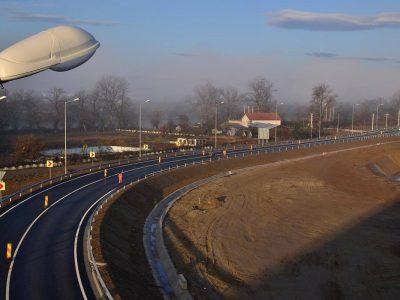 S-a redeschis circulația pe tronsonul de autostradă dintre Simeria și Deva