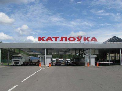 Более 950 грузовиков ожидают выезда на границе с Литвой