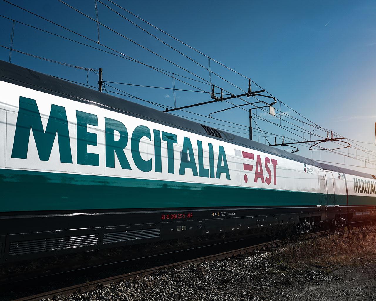 Szybki pociąg cargo może być poważną konkurencją dla ciężarówek