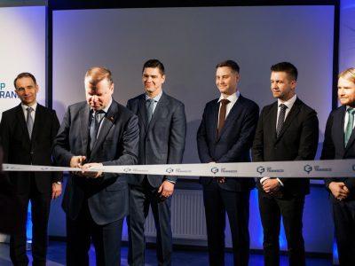 """Emigrantų įkurta """"GP Transco"""" įmonė atidaro naują biurą Lietuvoje"""
