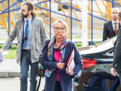 ¿Ecoviñeta entrará en vigor más tarde de lo previsto? Francia quiere cobrar tarifas de camiones extranjeros