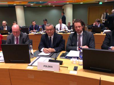 Mobilitätspaket: EU-Rat beschließt protektionistische Vorschriften in Bezug auf den Transportsektor