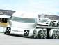 Porsche GT Vision, vagyis kozmikus fülke és masszív kerekek. Így fognak kinézni a jövő teherautói?
