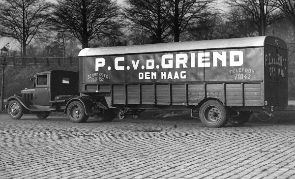 History of transport – part 43. Tax horsepower, type of wheels and fuel… What else carriers had to p